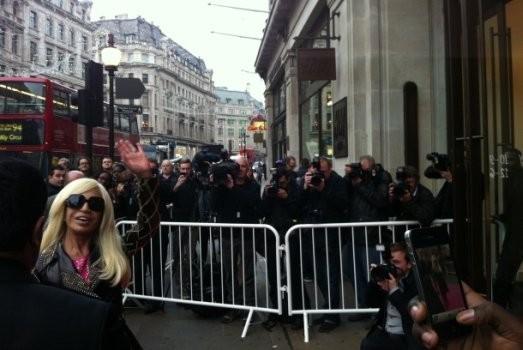 Магазин H&M на Риджент-стрит в Лондоне. Изображение № 2.