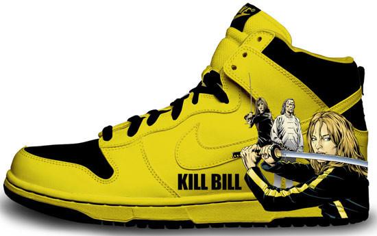 Метаморфозы белых кроссовок Nike. Изображение № 21.