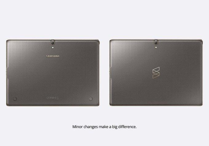 Дизайнер предложил ребрендинг Samsung . Изображение № 10.