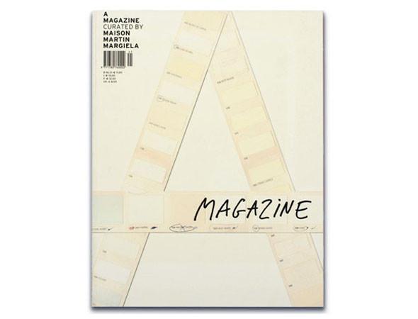 Maison Martin Margiela курирует блог и журнал. Изображение № 1.