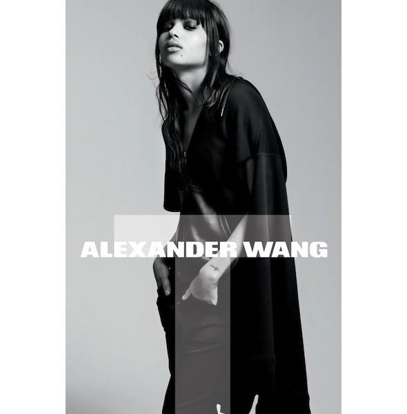 Новые кампании: Alexander Wang, Aquascutum, Lanvin. Изображение № 21.