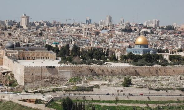 Земля Обетованная – Израиль. Изображение № 1.
