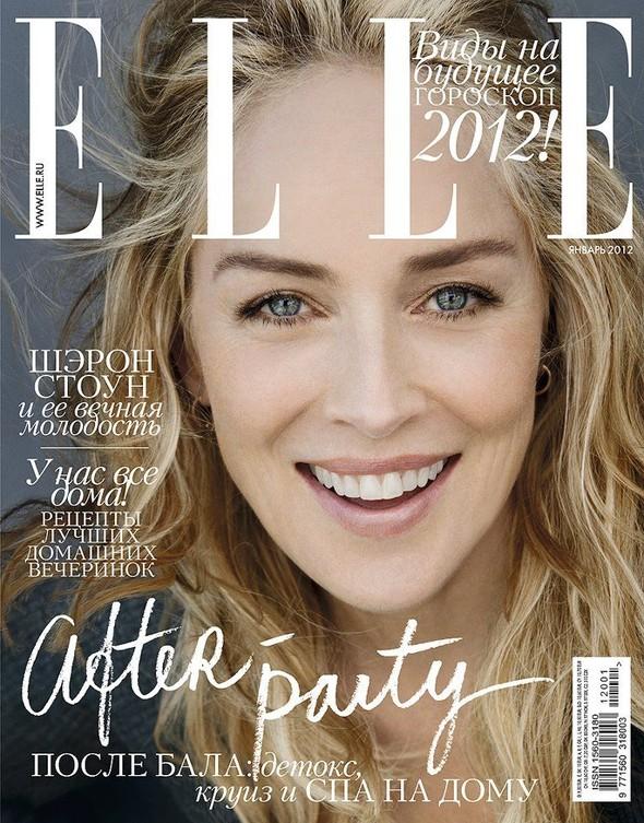 Обложки: Elle, Harper's Bazaar и Sure. Изображение № 1.