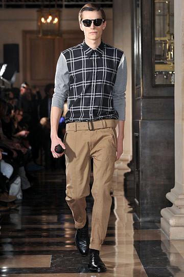 Неделя моды в Париже: мужские показы. Изображение № 66.