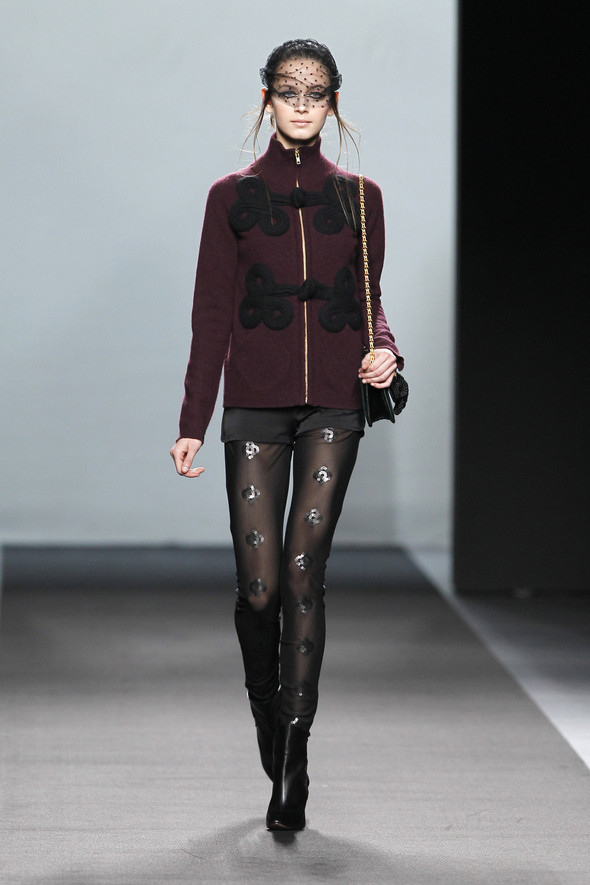 Madrid Fashion Week A/W 2012: Miguel Palacio. Изображение № 17.