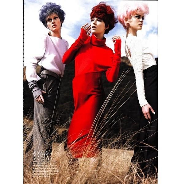 5 новых съемок: Harper's Bazaar, Qvest, POP и Vogue. Изображение № 19.
