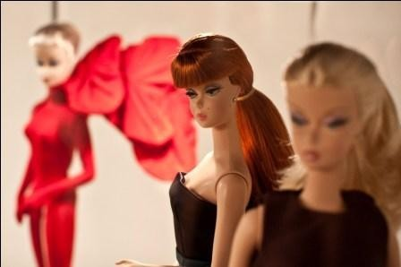 Barbie SilkStone - модель haute couture. Изображение № 3.