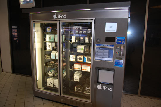 Vending Machines. Изображение № 23.
