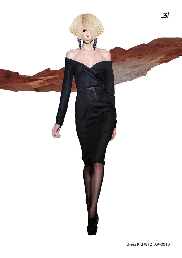 Kamenskayakononova, fall/winter 2012-13. Изображение № 30.