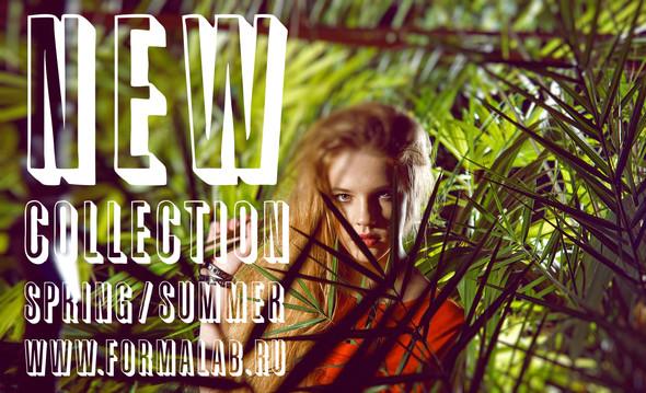 Новая фотосессия коллекции Spring-Summer 2012 от Formalab. Изображение № 1.