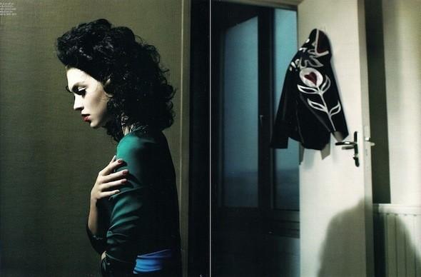 Изображение 25. Съемки: Love, Purple Fashion, Vogue и другие.. Изображение № 31.