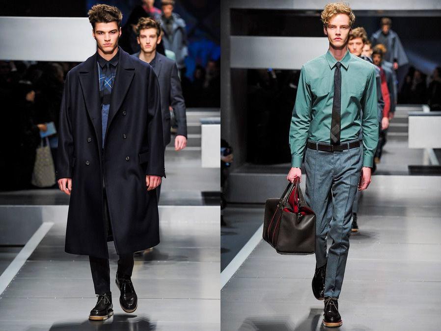 Milan Fashion Week:  День 3. Изображение № 22.