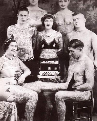 Татуировка XXвека. Изображение № 15.