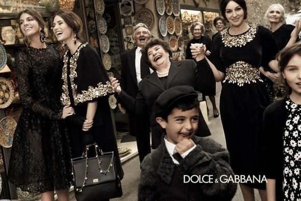 Кампании: Marc Jacobs, Dolce & Gabbana и другие. Изображение № 13.