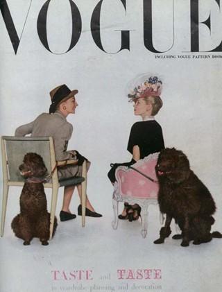 История глазами обложки Vogue (Британия). Изображение № 32.