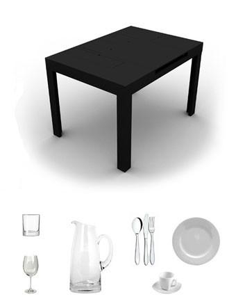 «Стол – трансформер». Изображение № 1.