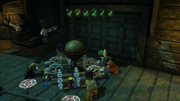 Изображение 20. Компания Disney выпустила игру «LEGO Пираты Карибского Моря».. Изображение № 19.