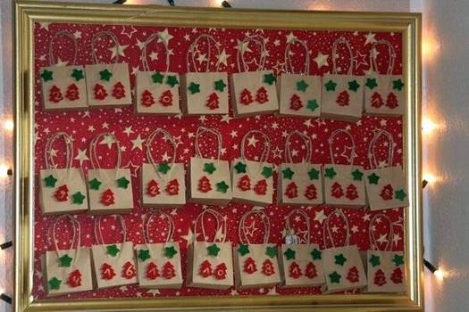 Рождественский календарь. Изображение № 19.