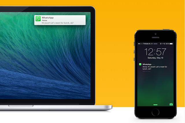 17-летний разработчик выпустил центр уведомлений для iPhone и Mac . Изображение № 1.