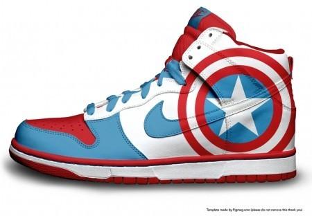 Nike Custom. Изображение № 14.
