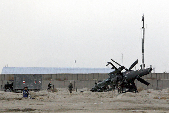 Афганистан. Военная фотография. Изображение № 166.