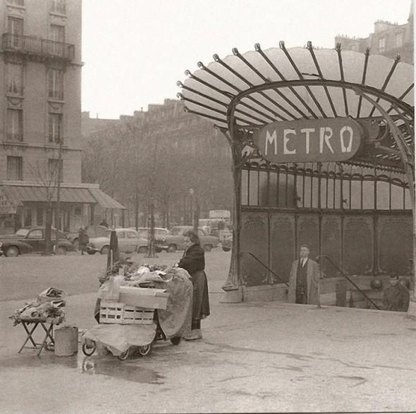 Фотографии старого Парижа. Изображение № 6.