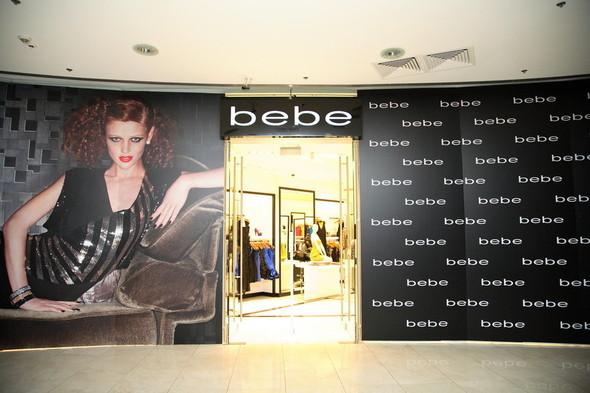 Флагман-бутик bebe в Москве - BE Glam BE Chic!. Изображение № 1.