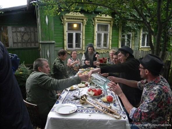 """Премьера видео группы """"1000снов"""". Изображение № 1."""