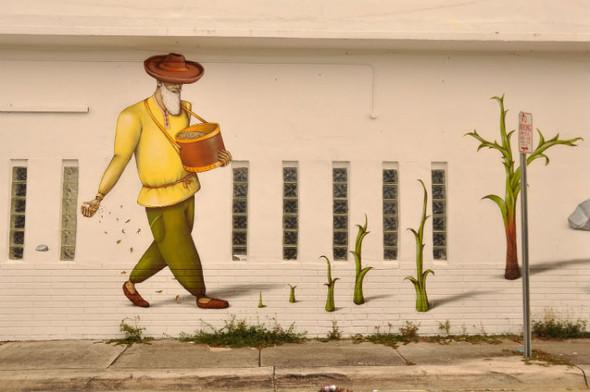 Лучшие стрит-арт проекты 2011 года. Изображение №87.