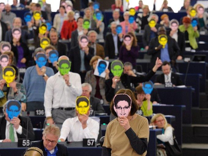 Сноуден останется в России ещё на три года . Изображение № 1.