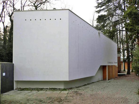 Израильский павильон, архитектор Зив Рехтер, 1952г.. Изображение № 4.