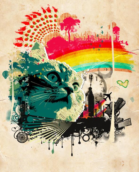 Pop-art. Яркий мир. Изображение № 38.