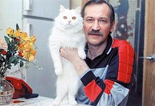Коты и их знаменитости. Изображение № 1.