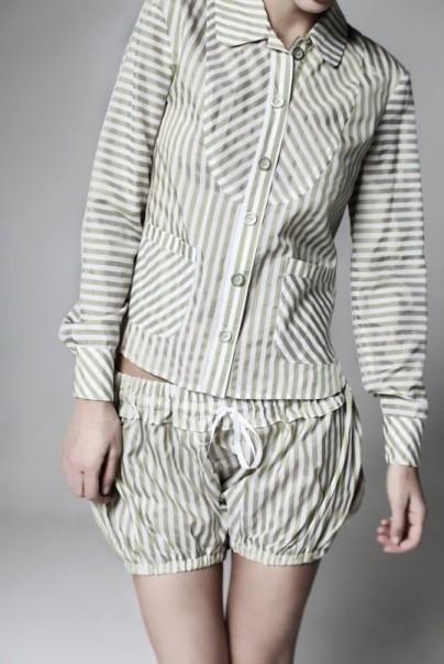 Изображение 12. Лукбук: домашняя одежда от LowFat F/W 2010-2011.. Изображение № 12.