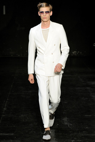Неделя мужской моды в Париже: День 1. Изображение № 8.