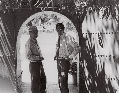 Изображение 26. L'Amour Fou — фильм об Иве Сен-Лоране и Пьере Берже.. Изображение № 44.