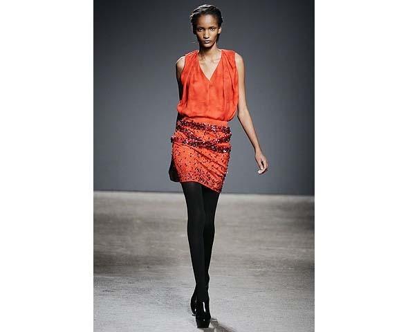 Неделя моды в Нью-Йорке: второй день. Изображение № 63.