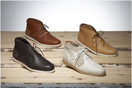 Коллекция мужской обуви Shofolk FW08. Изображение №1.