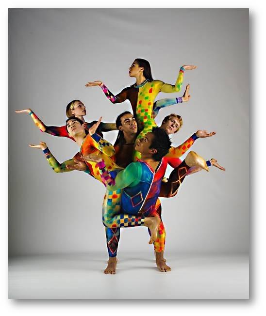 Танцевальные структуры Pilobolus. Изображение № 5.
