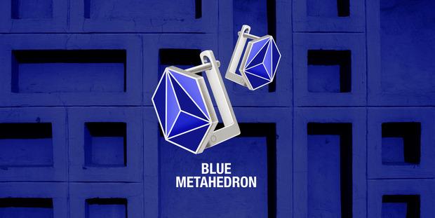 METAHEDRONовая коллекция и лукбук от дизайнера украшений MonkeyTV. Изображение № 7.