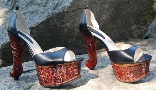 Знай наших! Украинские дизыйнеры обуви. Изображение № 7.