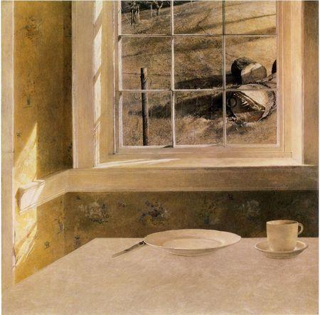 Andrew Wyeth- живопись длясозерцания иразмышления. Изображение № 3.