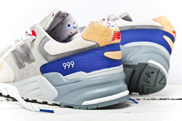 CONCEPTS X NEW BALANCE (THE KENNEDY). Изображение № 3.