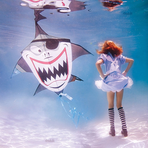 Елена Келис: Alice in WaterLand. Изображение № 16.