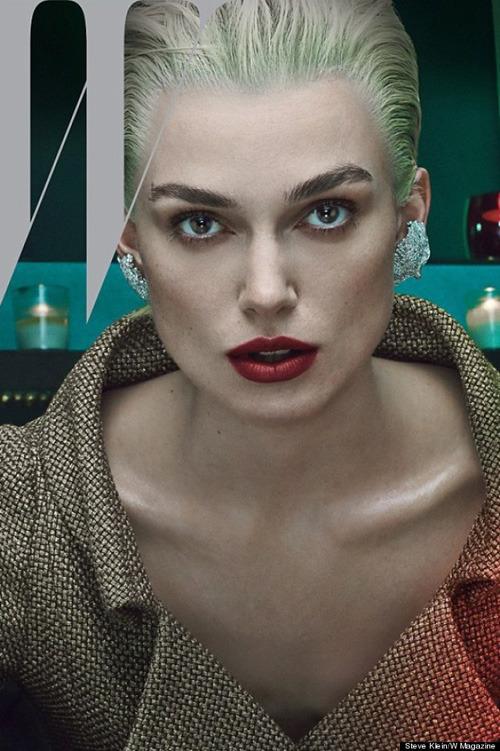 Показаны новые обложки Acne Paper, Contributor, Interview и Vogue. Изображение № 11.