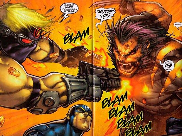 7 лучших экшен-комиксов. Изображение № 4.