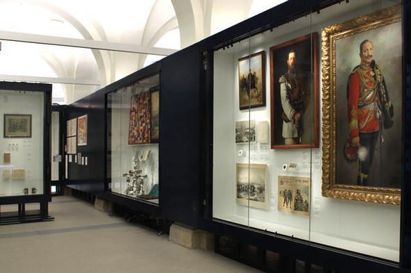 Даниэль Либескинд реконструировал военно-исторический музей в Дрездене. Изображение № 6.