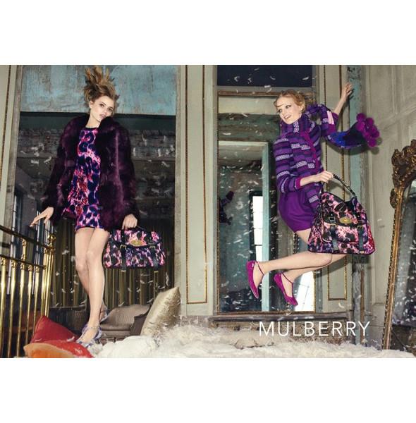 Новые рекламные кампании: Etro, Mulberry и другие. Изображение № 14.