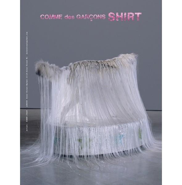 Новые рекламные кампании: Comme des Garcons Shirt, Oliver Peoples и Vivienne Westwood. Изображение № 3.