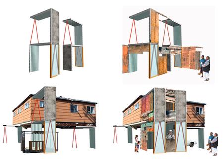 Архитектура вчерте бедности. Изображение № 3.
